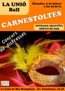 CARNESTOLTES 2013