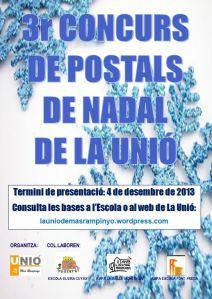 cartell 3 concurs postals nadal