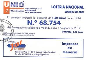 loteria nen