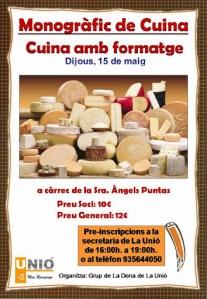 cuina formatges