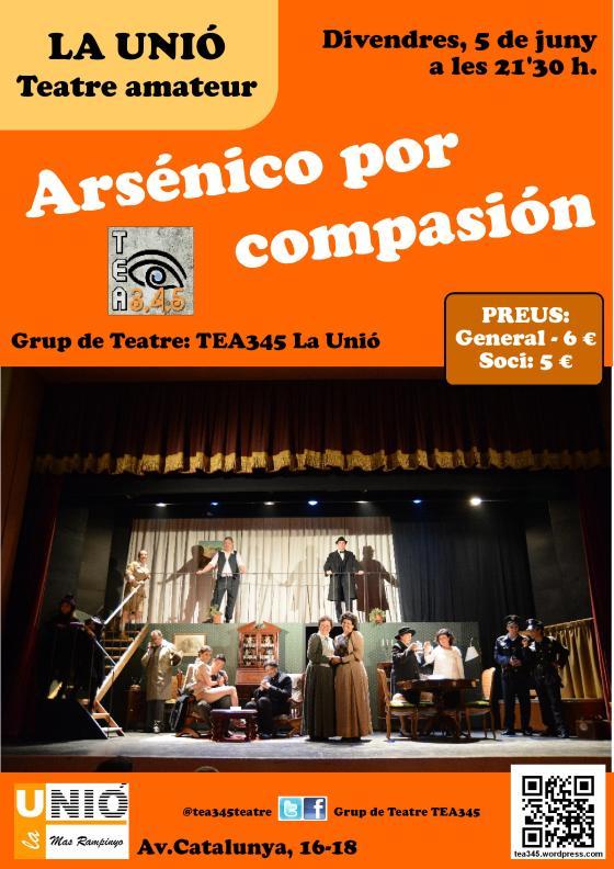 arsenico por compasion